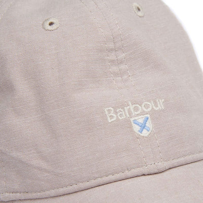 Barbour Ellerton Sports Cap Stone