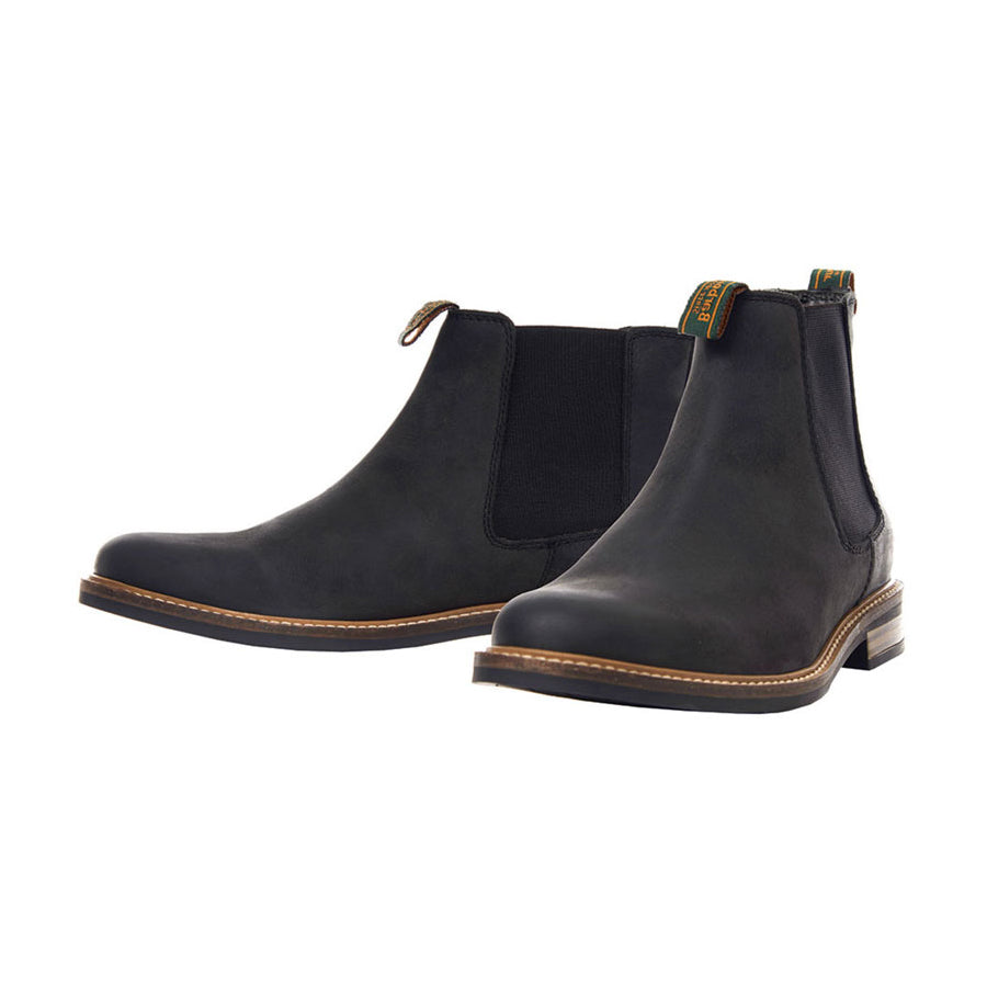 Barbour Farsley Chelsea Boots Black