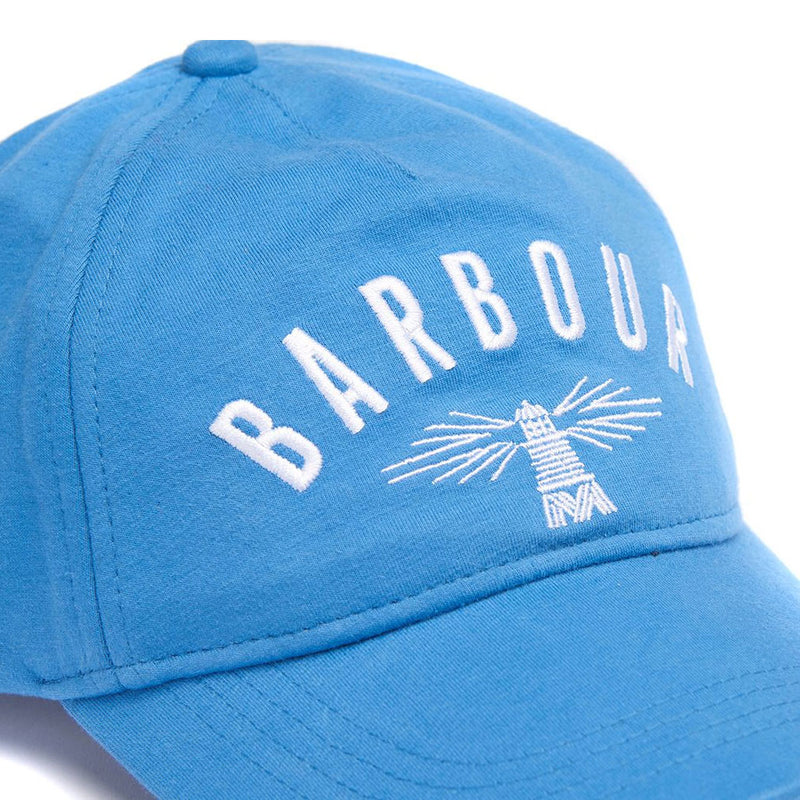 Barbour Hartland Sports Cap Parisien Blue