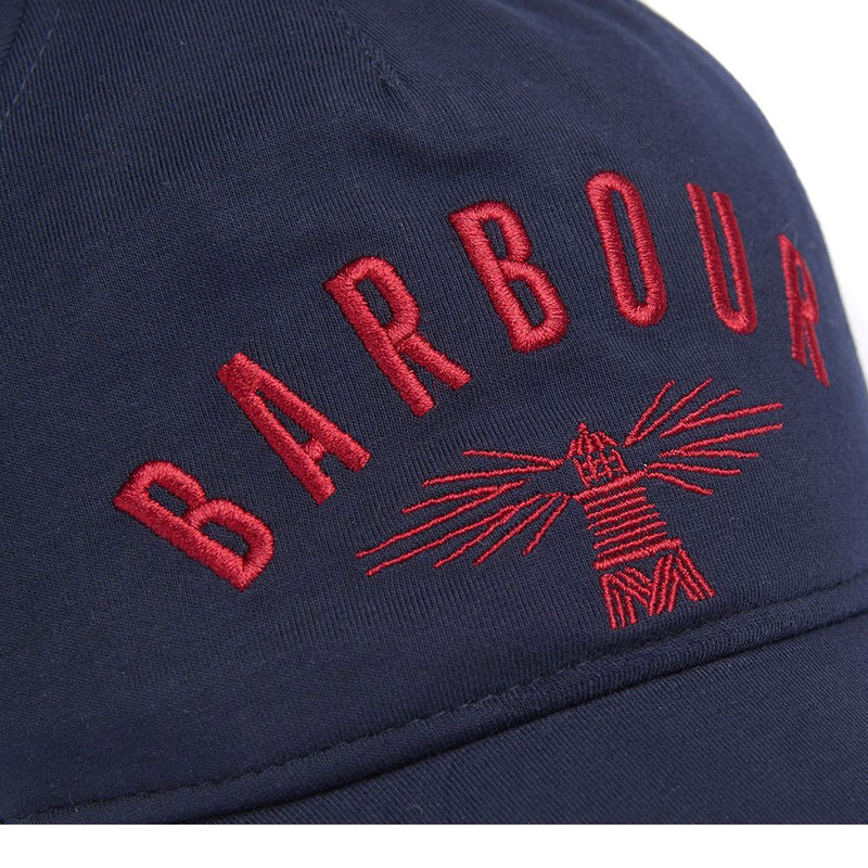 Barbour Hartland Sports Cap Navy