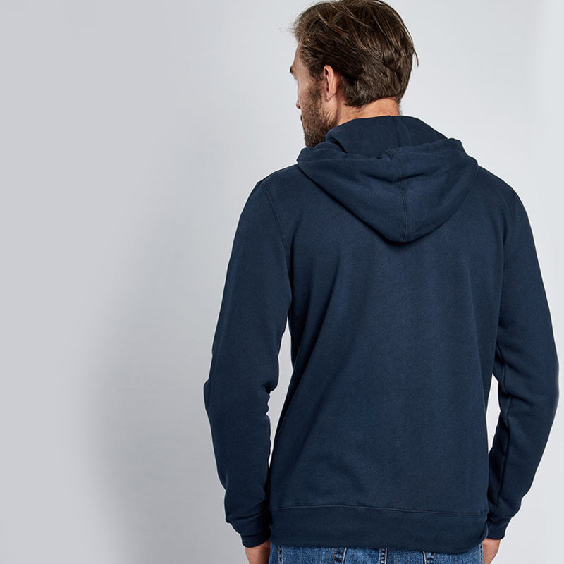 Barbour International Essential Hoody Navy