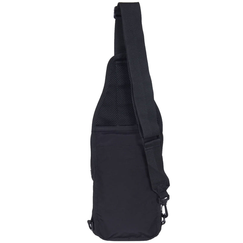 Barbour International Sling Bag Black