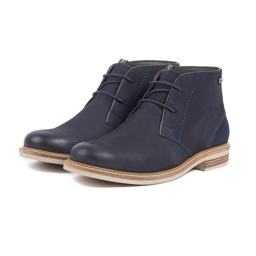 Barbour Readhead Boots Lightwight Navy