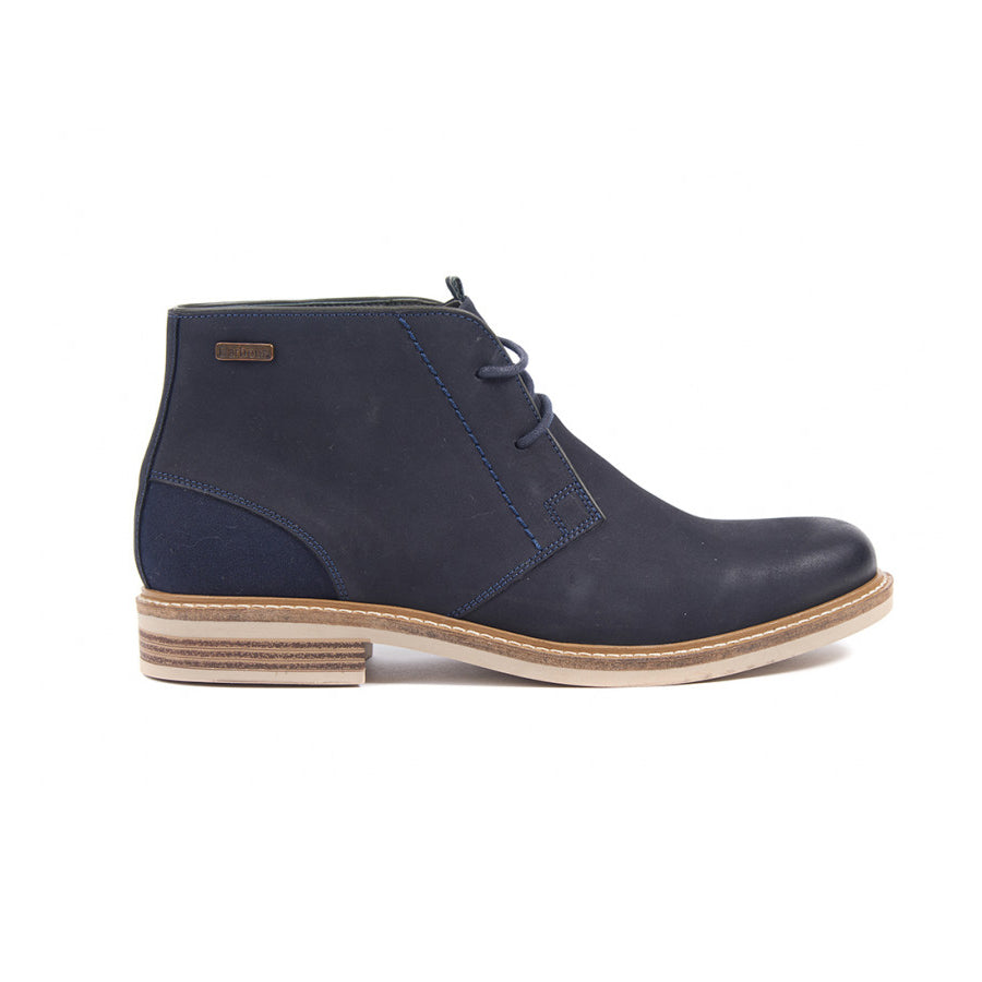44d7074254e Barbour Readhead Boots Lightwight Navy - Smart Ass Menswear