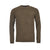 Barbour Patch Crew Jumper Willow Green