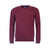 Barbour Tisbury Crew Neck Jumper Ruby
