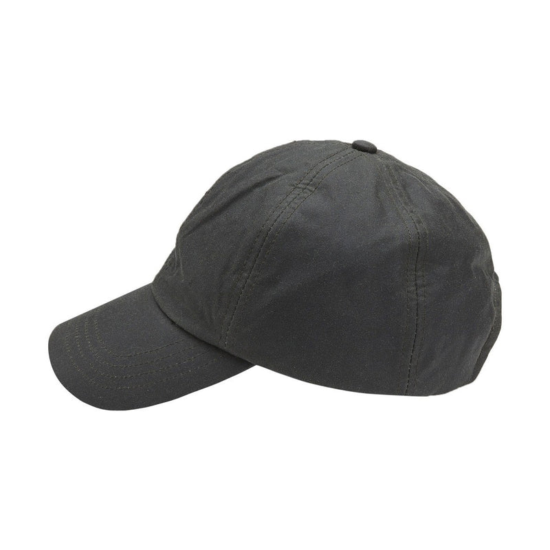Barbour Mens Wax Sports Cap Sage