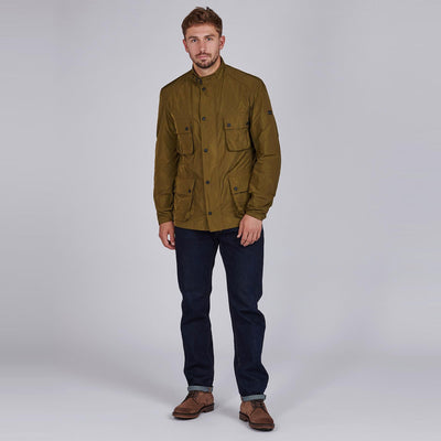 Barbour International Weir Casual Jacket Light Sage
