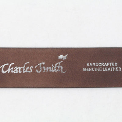 Charles Smith 40mm Real Leather Belt Tan 30024