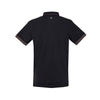 Duck and Cover Elliott Polo Shirt Black