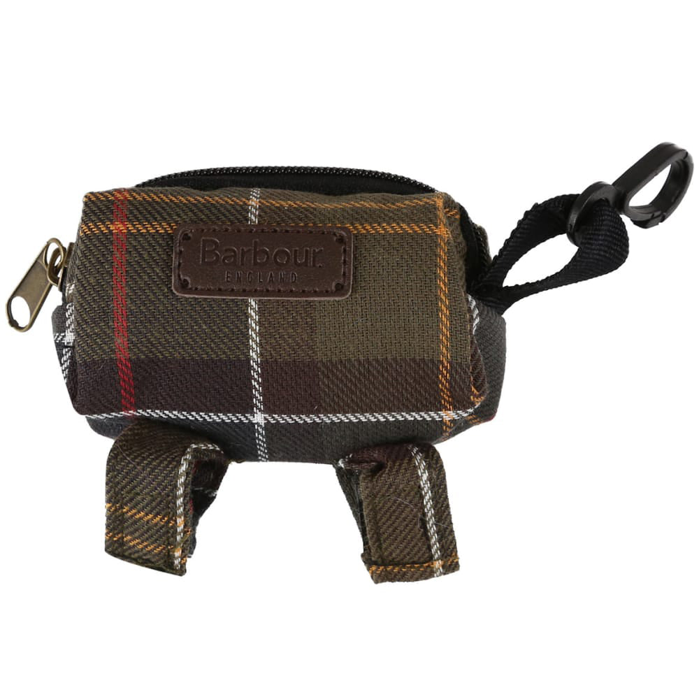 Barbour Classic Tartan Dog Poop Bag Dispenser