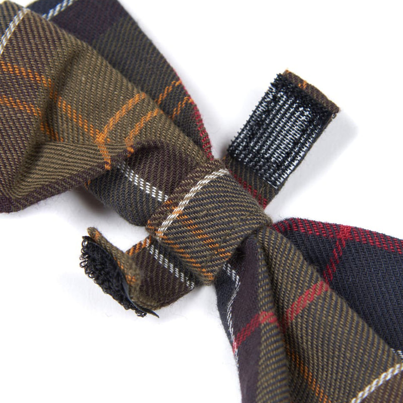 Barbour Classic Tartan Dog Bow Tie