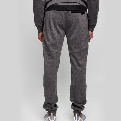 Foray Flash Gym Fit Joggers Charcoal