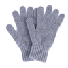 Barbour Lambswool Gloves Grey
