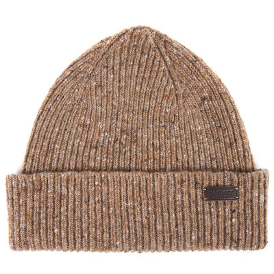 Barbour Lowerfell Donegal Beanie Fossil