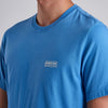 Barbour International Small Logo T-Shirt Vivid Blue