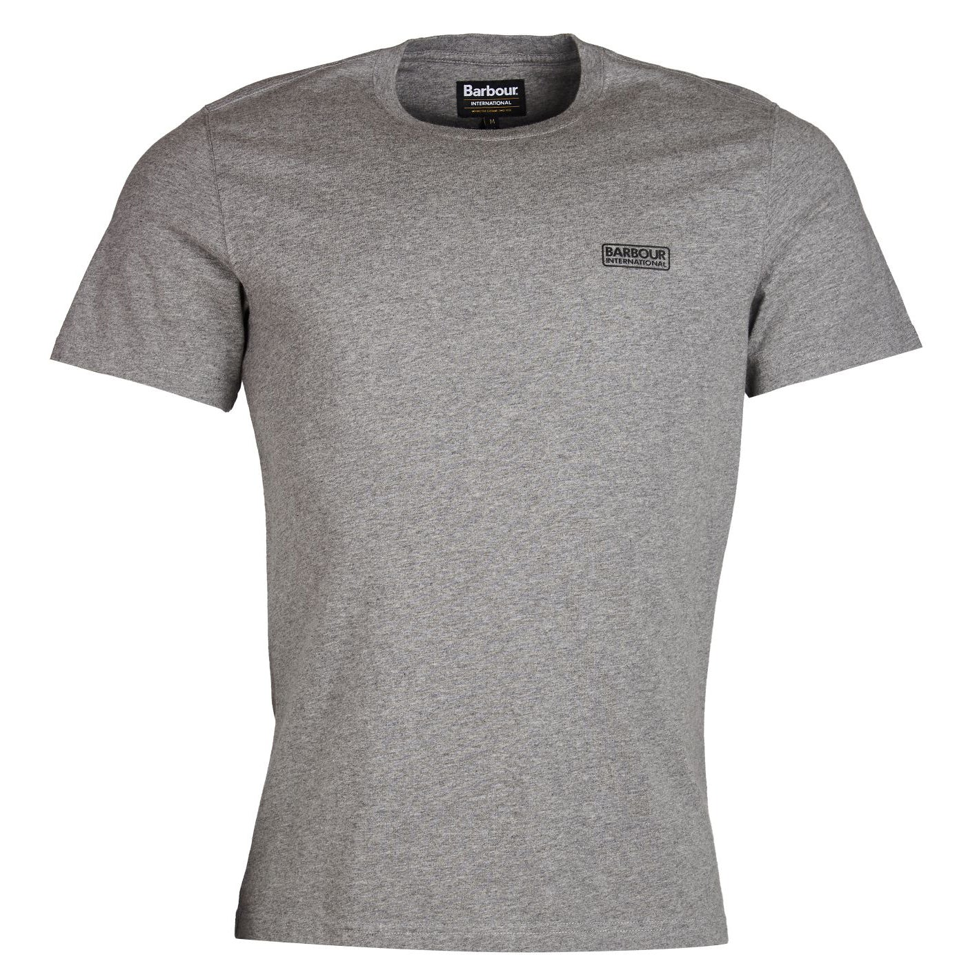 Barbour International Small Logo T-Shirt Anthracite