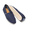 TOMS Mens Classics Canvas Espadrilles Navy Blue