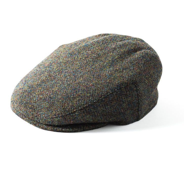 Failsworth Stornoway Harris Tweed Flat Cap 2016