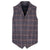 Guide London Italian Wool Waistcoat Navy WC3279