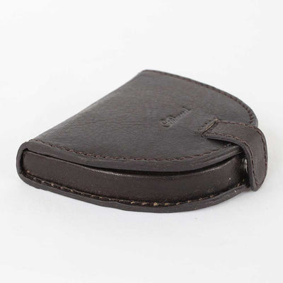 Ashwood Leather Chelsea Coin Purse Wallet 1293 VT Black, Brown or Tan