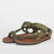 Barbour Men's Hillman Beach Sandals Olive