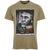 Barbour International Steve McQueen Hero T-Shirt Light Moss