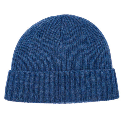 Barbour Carlton Beanie Dark Denim