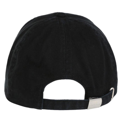 Barbour Mens Cascade Sports Cap Black