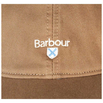 Barbour Men's Cascade Sports Cap Dark Stone