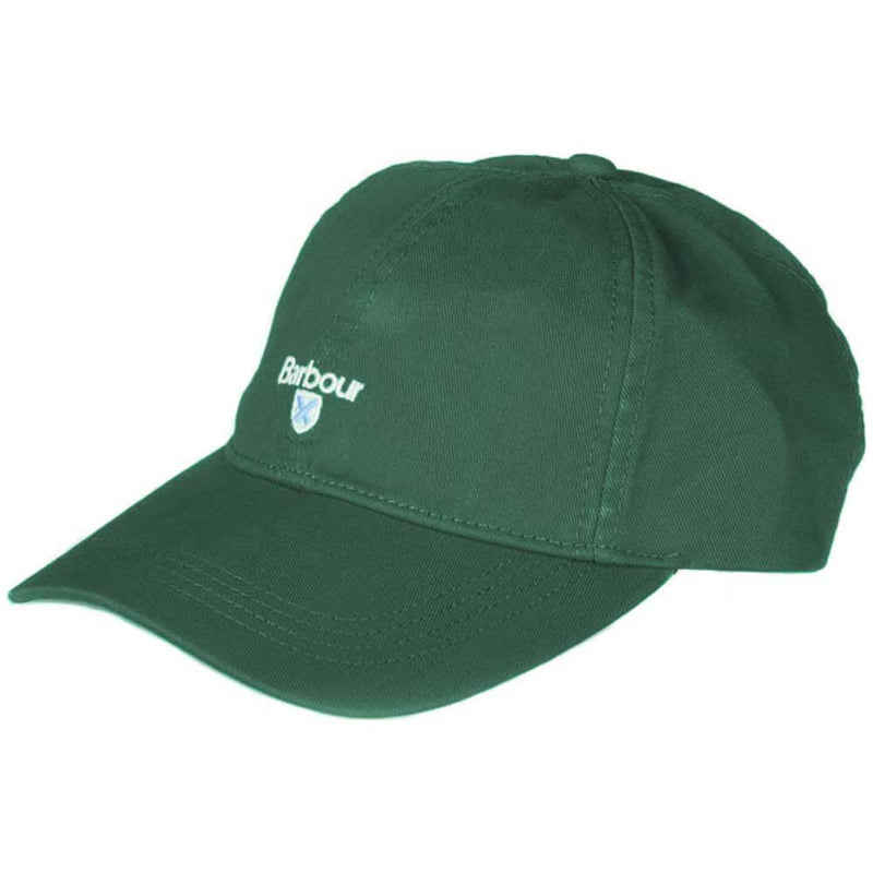 Barbour Men's Cascade Sports Cap Racing Green
