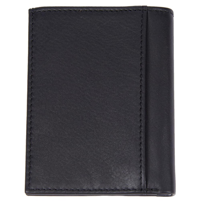 Barbour Colwell Small Leather Wallet Black