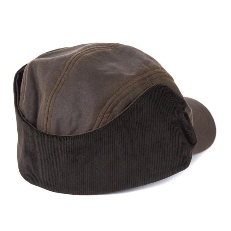 Barbour Dalegarth Hunting Cap Olive