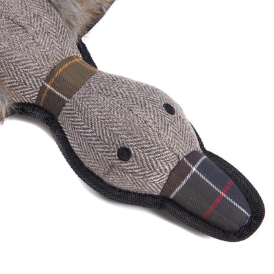 Barbour Dog Toy Bone or Duck