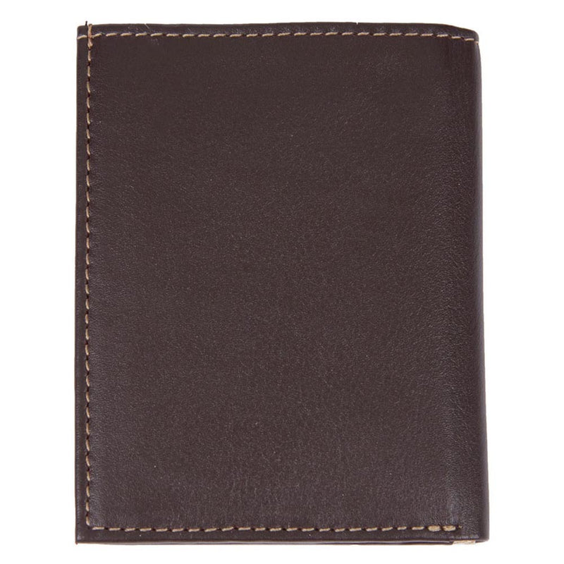 Barbour Elvington Small Leather Wallet Brown / Tan