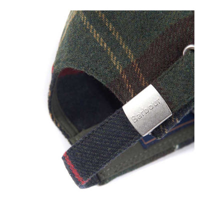 Barbour Galingale Tartan Sports Cap Classic