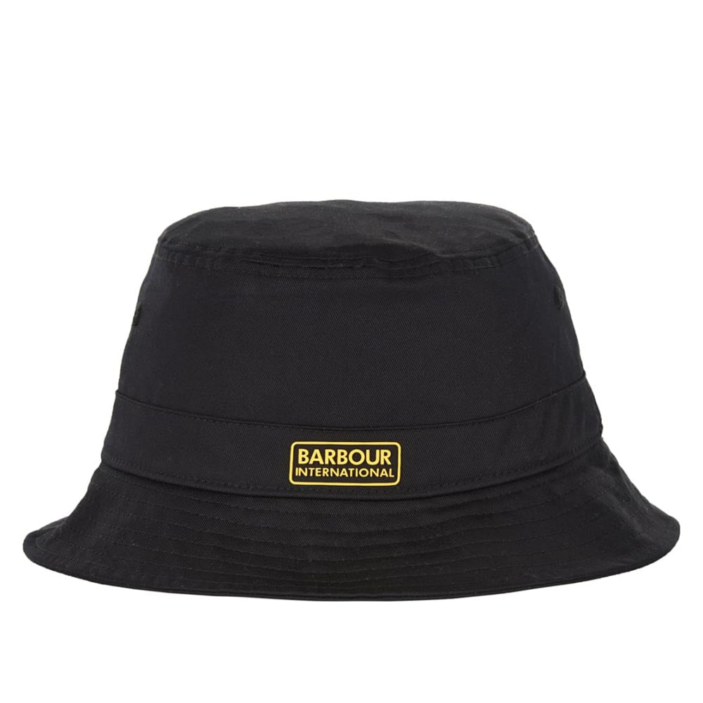 Barbour International Norton Drill Sports Hat Black