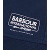 Barbour International Steve McQueen Racer Cap Dark Petrol