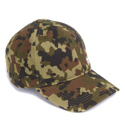 Barbour International Camo Sports Cap Camo Green