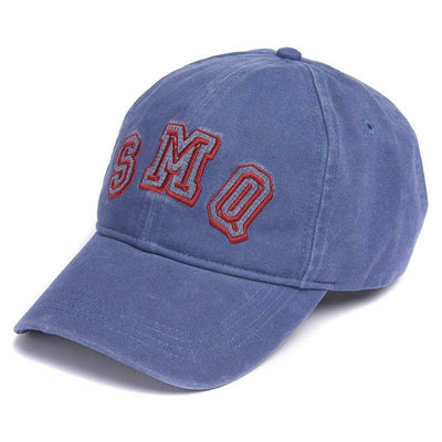 Barbour International Steve McQueen Damper Sports Cap Ensign