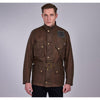Barbour International Joshua Wax Jacket Sand