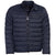 Barbour International Seasons Baffle Quilt Jacket Black