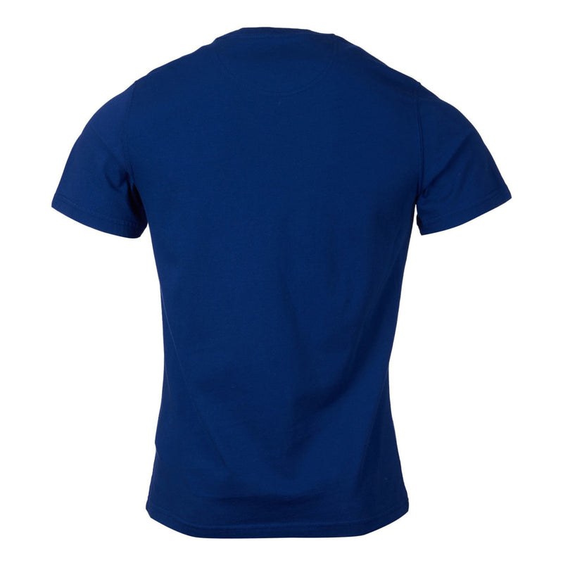 Barbour International Small Logo T-Shirt Strong Blue