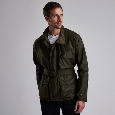 Barbour International Trajan Jacket Available at Smart Ass Menswear
