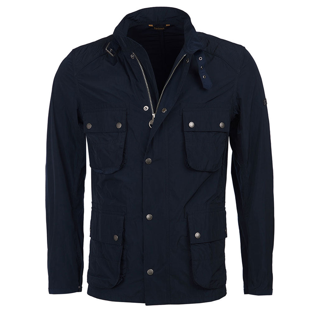 Barbour International Weir Casual Jacket Navy