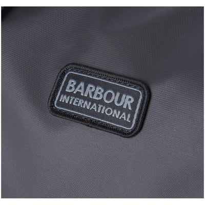 Barbour International Kirby Holdall Bag Black
