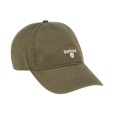Barbour Mens Cascade Sports Cap Olive