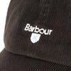 Barbour Nelson Corduroy Sports Cap Olive