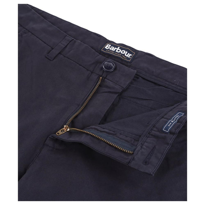 Barbour Men's Neuston Essential Chinos Navy