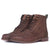 Barbour Seaton Brogue Boots Timber Tan